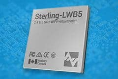 Sterling-LWB5 Modules - Laird