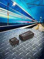 Image of XP Power's RDE20 / RDF25 Series DC-DC Converters